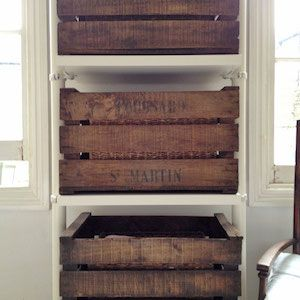 Wooden Boxes Gallery   Hen & Hammock
