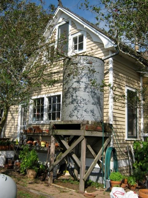 Residential-Green-Building-FAQ-Rainwater-Cistern