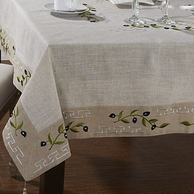 toalha de mesa em linho - Pesquisa Google