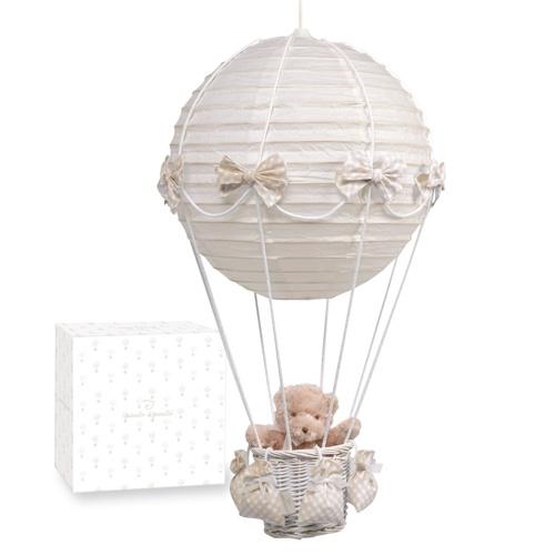 Las 25 mejores ideas sobre l mparas de globo en pinterest - Lamparas de techo bebe ...