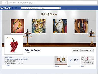 Create beautiful Facebook Timelines with Cover Photo maker