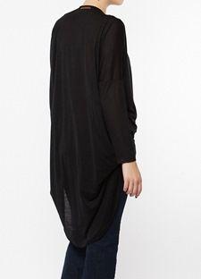 Νραπε ασύμμετρη μπλούζα