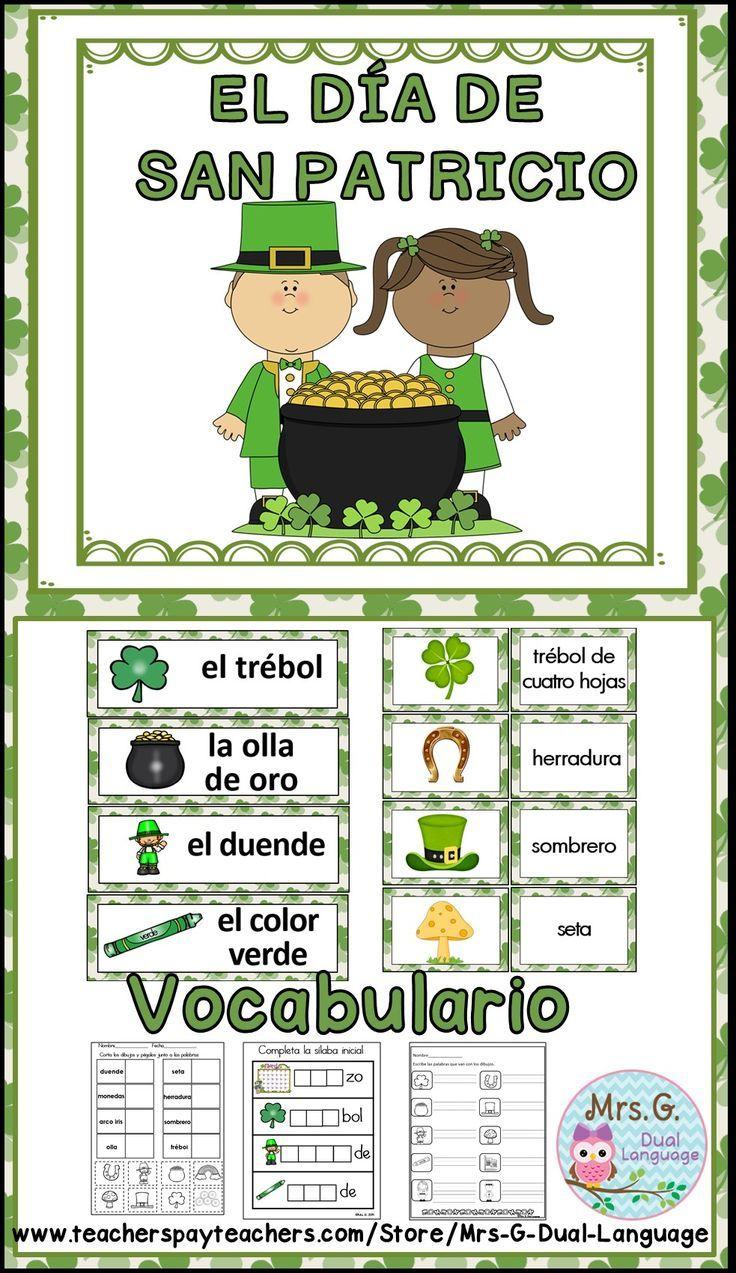 91 best Spanish St. Patricks Day images on Pinterest | St patrick\'s ...