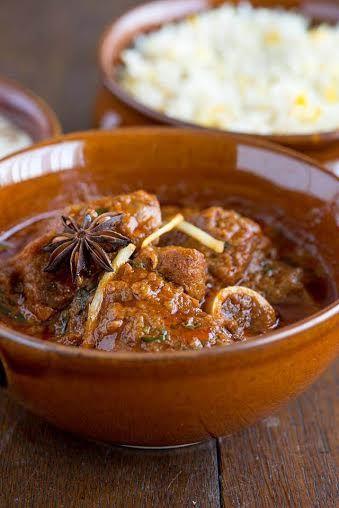 Rogan Josh Annayu - A fantastic rogan josh recipe from my friend Madhup Sinha, head chef of Annayu.