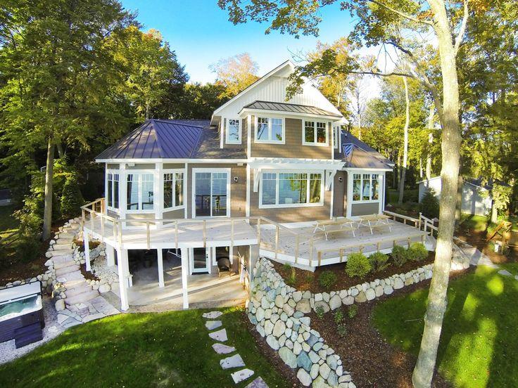 Dream house floor plan cottage classic mac custom homes for Custom dream home plans