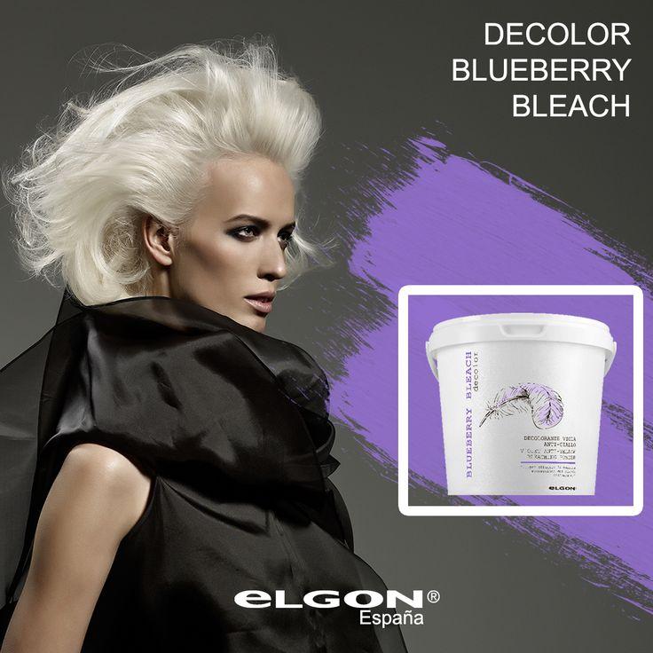 Atrévete del rubio al platino! BLUEBERRY BLEACH: Con pigmentos morados que evita el efecto amarillo aclara hasta 7 tonos. BLU BLEACH: Decoloración especifica que evita el efecto naranja aclara hasta 7 tonos. WHITE BLEACH: Posee un poder de aclarado permitiendo decoloraciones hasta 7 tonos. AMMONIA FREE: Decoloración sin amoniaco que aclara hasta 6 tonos. #rubio #platino #decoloración #tendencia #hairstyle #hair #aclarado #lifestyle #sinamoniaco #blueberrybleach #elgon #elgonespaña