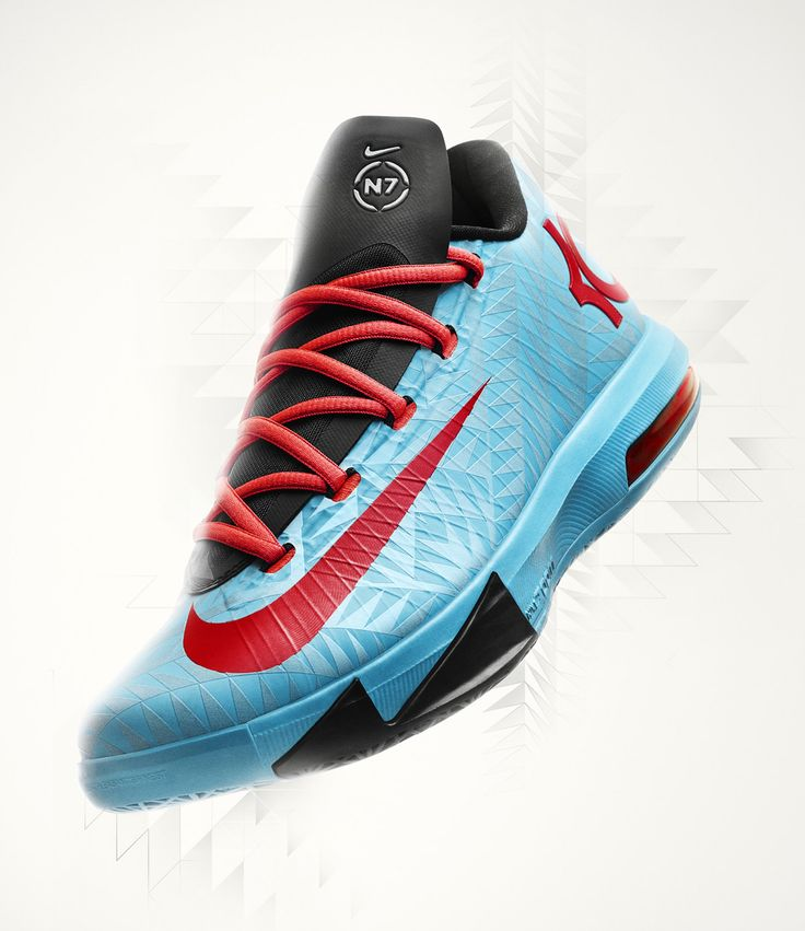 2015 Cheap Nike KD 5 Cheap sale iD Christmas Graphic Orange Blue