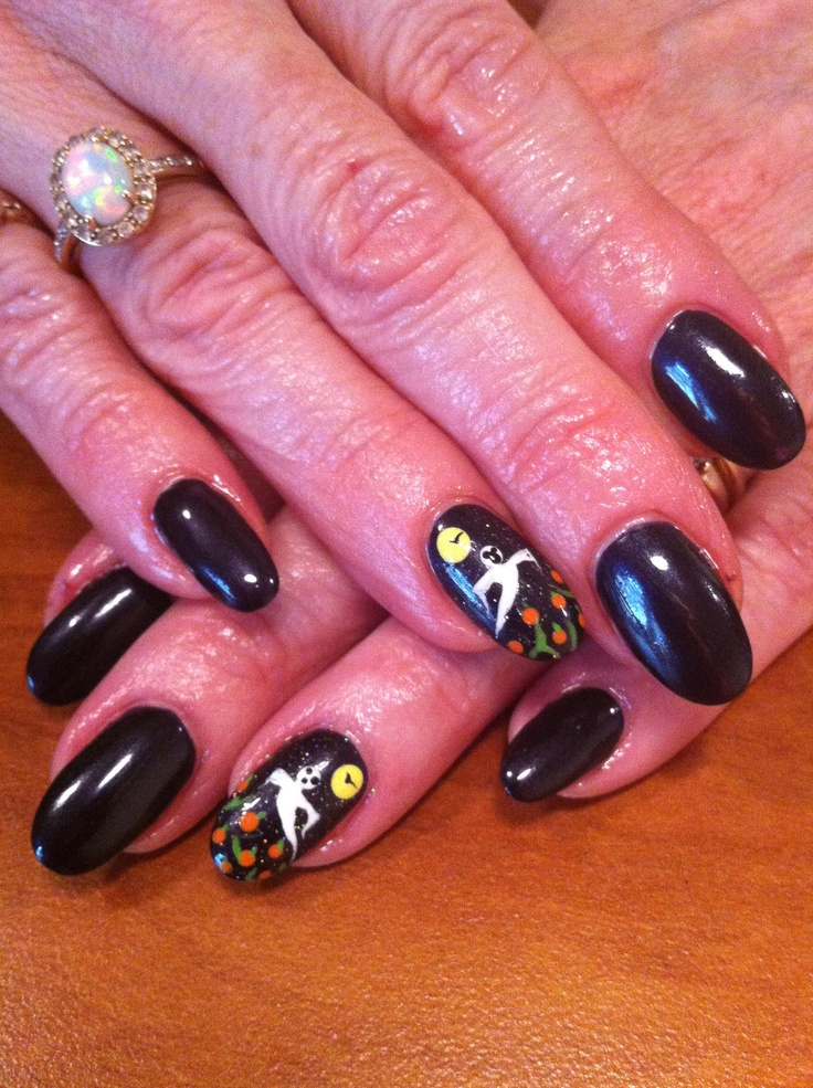 17 Best Images About Nails, Autumn On Pinterest