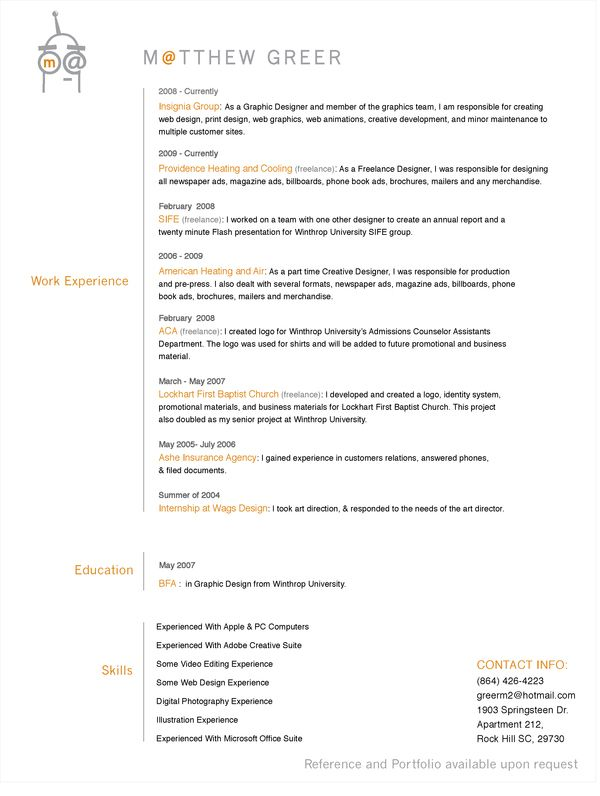 27 more outstanding resume designs part ii dzineblogcom
