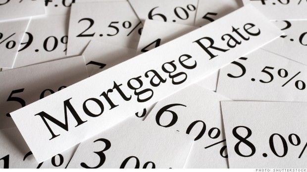 The average interest charged to borrowers for a 30-year, fixed rate loan fell to 4.21% from 4.29% last week, according to Freddie Mac's weekly mortgage rate report.