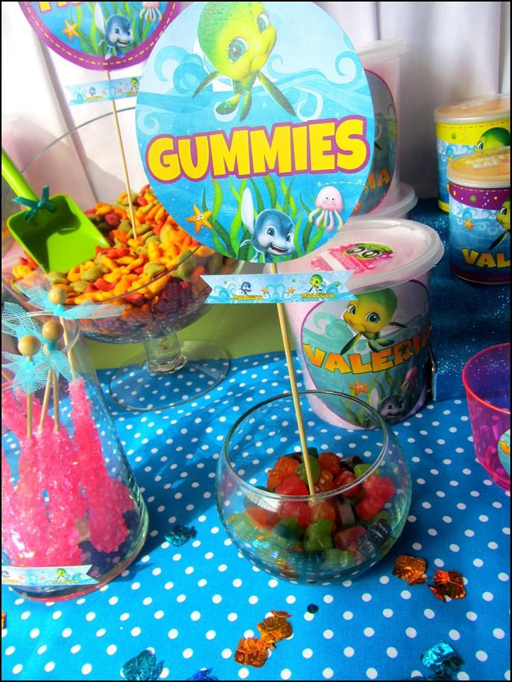 Turtle Tale Gummies