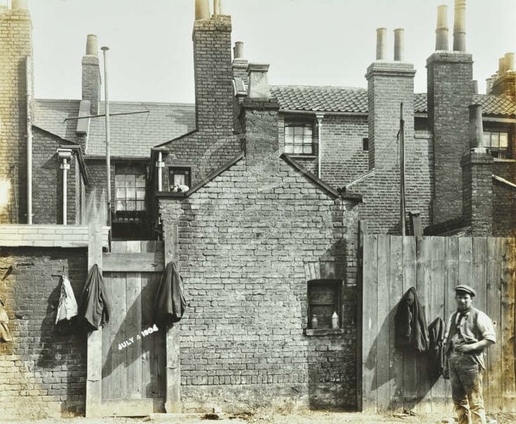 131 Albion Street, Rotherhithe, 1904