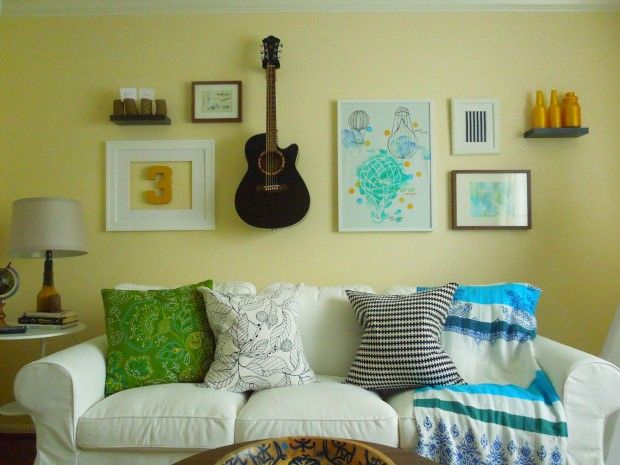 92 best Gallery Wall Ideas images on Pinterest | Home ideas, Wall ...