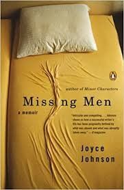 FREE+SHIPPING+!+Missing+Men,+A+Memoir+(Paperback-2005)+by+Joyce+Johnson