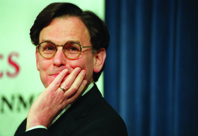 Just Who Is Sidney Blumenthal, the Clintons Closest Advisor? And will he have a WH job if HRC wins?