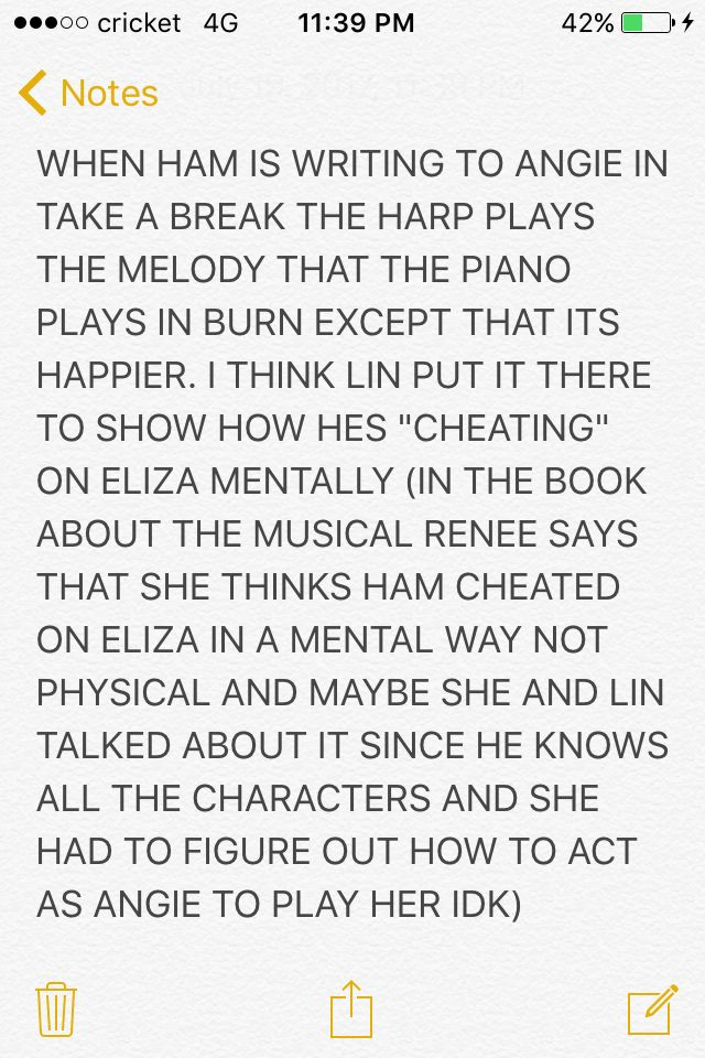 I realized this earlier and started silently freaking out a little bit bUT YEAH