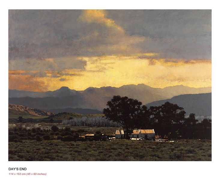 SINGLE LANDSCAPE : John Meyer Paintings
