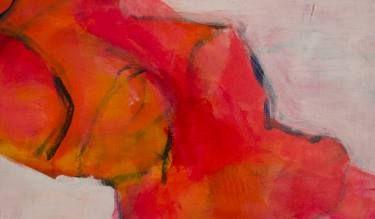 """Saatchi Art Artist Kiki Kraaijeveld; Painting, """"Bodyscape"""" #art"""