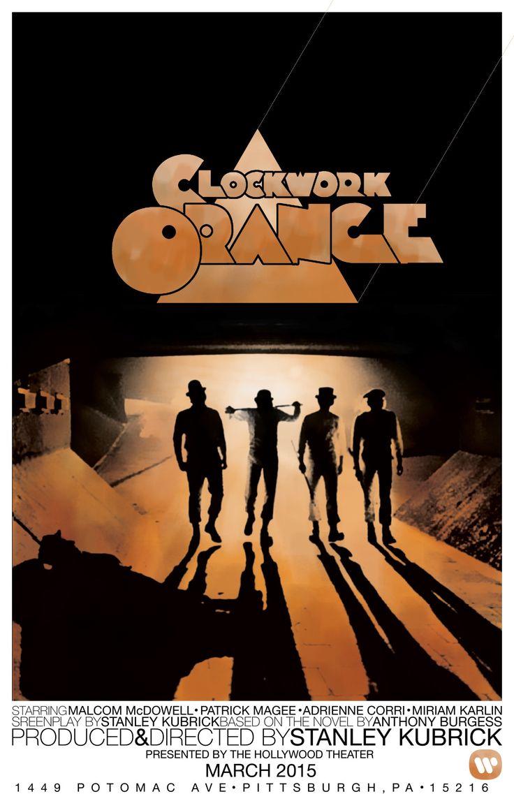 A Clockwork Orange by Zachary Curl