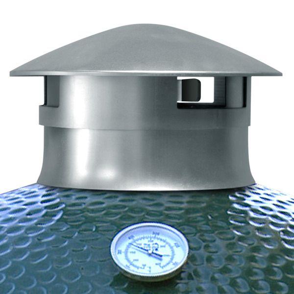 Smokeware-stainless-steel-chimney-cap-on-big-green-egg_medium