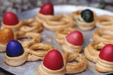 Easter Pastry(this pic happens to be of Greek Pastry):Orthodox Traditions of Easter Explained
