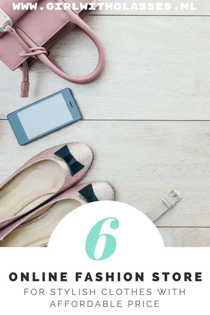 Find out which 6 fashion online stores I recommend