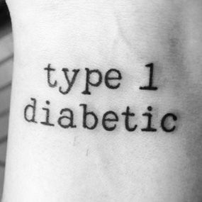 Inspiring Diabetes Tattoos