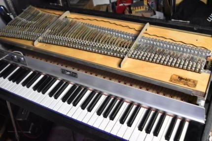 vintage E-Piano Rhodes Mark I 73 sehr guter Zustand in Berlin - Zehlendorf   Musikinstrumente und Zubehör gebraucht kaufen   eBay Kleinanzeigen