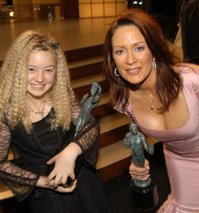 Patricia Heaton and Madylin Sweeten