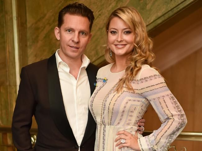 Holly Valance bragged on Twitter after a court case against her husband was thrown out of court. Picture: Rex Features/Splash News