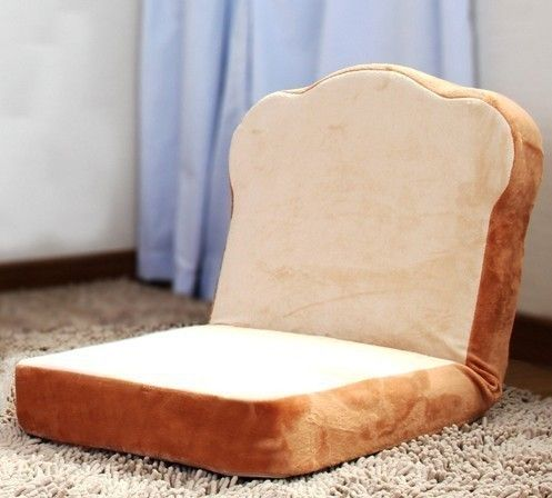 bread chair!! #kawaii
