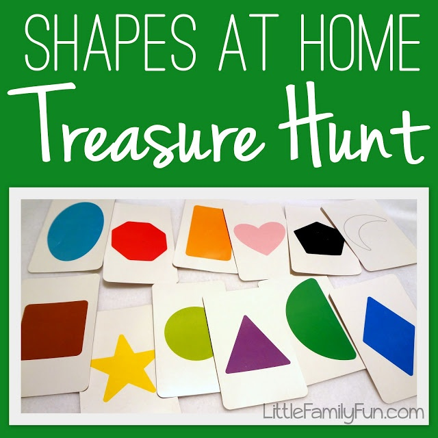 Shape matching activity draw different shapes on cards or for Different shapes of houses