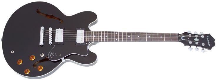 Epiphone DOT-EB, lubové gitary, elektrické gitary, gitary