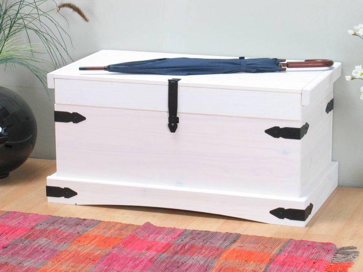 hioshop.nl - online meubels - goedkope meubels. Dekenkist new Mexico. 169€ 45,5 hoog. Komt als bouwpakket! Even navragen...