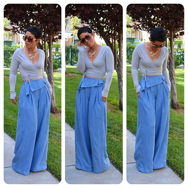 DIY Pants  #burda #diy #mimigstyle #makingsewingsexy