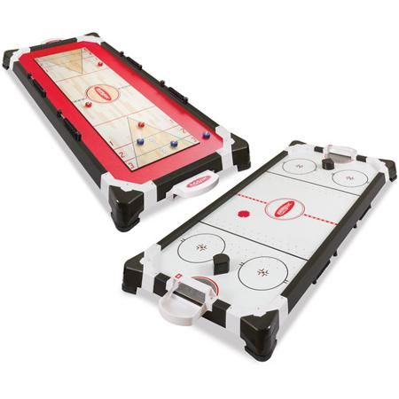 Majik 2-in-1 Flipperz Block Hockey/Shuffleboard Game Only $19 (Reg. $70)!