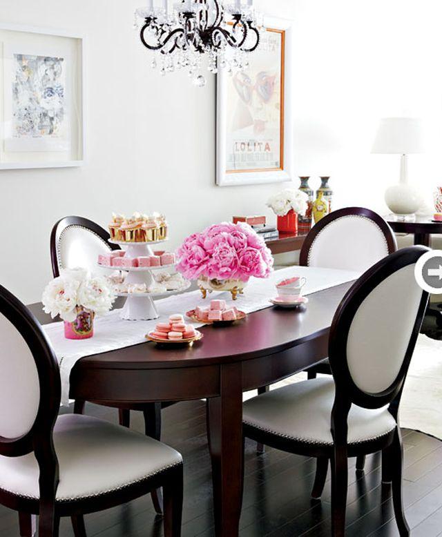 Girly Glam Bachelorette Pad » Chic Glamorous and Splendid