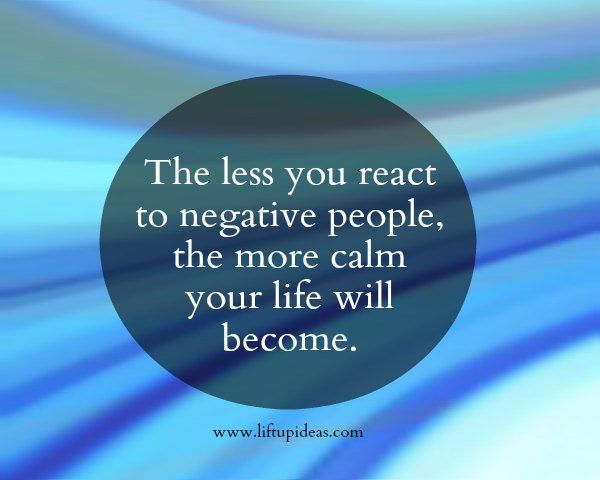 4 HELPFUL WAYS TO DEAL WITH NEGATIVE PERSON: Read at: www.liftupideas.com/4-helpful-ways-to-deal-with-negative-person/