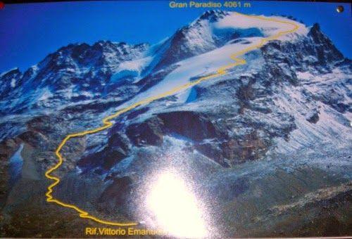 Montagne di Zucchero: Gran Paradiso di zucchero!!!
