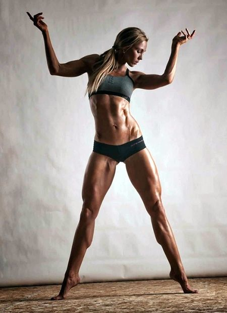 Every woman's ultimate goal- difference is, I'm going to make it there Bodybuilding.com - We 'Mirin Special Edition: 15 Examples Of True Strength