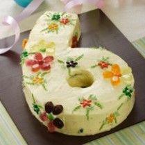 CAKE ULTAH ANAK PEREMPUAN | Sajian Sedap http://bit.ly/vhMwE3