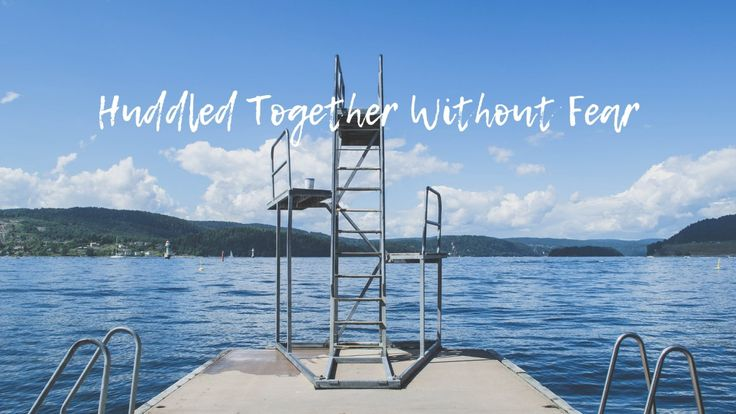 Huddled Together Without Fear (With images) Alone in the