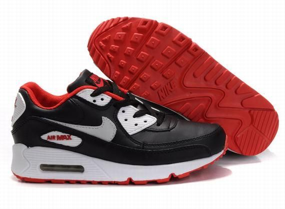 https://www.kengriffeyshoes.com/nike-air-max-90-black-varsity-red-white-p-737.html NIKE AIR MAX 90 BLACK VARSITY RED WHITE Only $70.85 , Free Shipping!