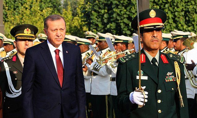 Turkey's Erdogan uses Hitler's Germany in push for presidential system #DailyMail