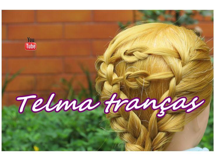 Trança Infinito (trenzas, easy braids, pletenice, prýmky, لضفائر, tocang...