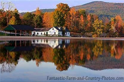 New Hampshire Autumn Lake: Ideas, Farms, Country Living, Georgeous Pictures, Autumn Lakes, Country Beautiful, Love 3, Country Homes