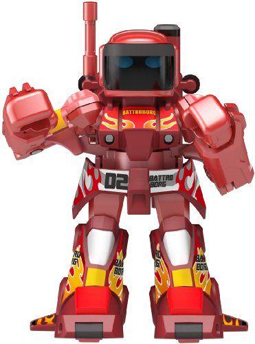 Christmas Robot Toys : Battroborg in battle arena best tomy ideas