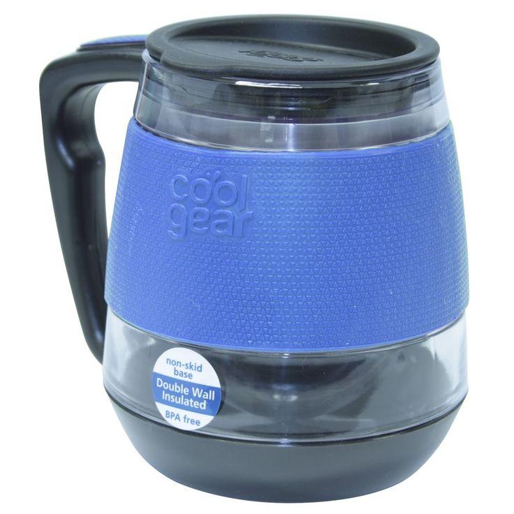 Cool Gear 325ml Desktop Insulated Coffee Mug   Officeworks