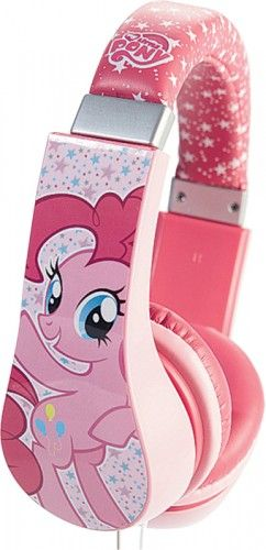 NEW My Little Pony Deluxe Volume-Limiting Headphones