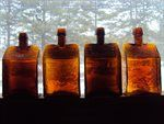 How to distinguish E. G. BOOZ originals from Clevenger Bros. reproductions. | Antique Bottles Forum